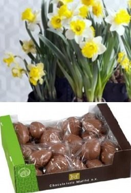 Paaseitjes & Narcissen verkoop